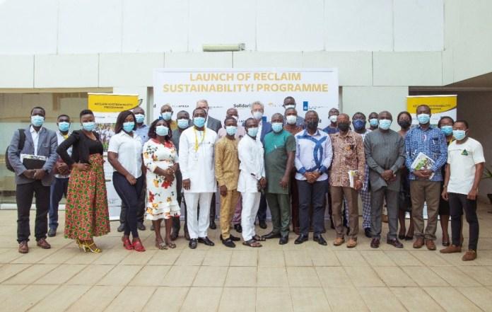 Solidaridad launches RECLAIM Sustainability programme