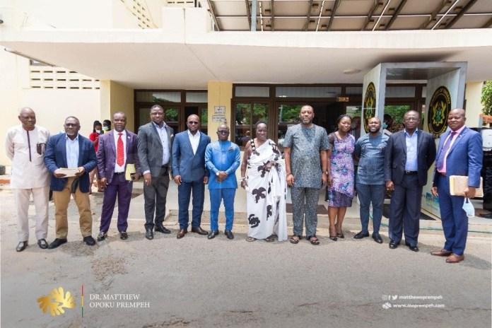 GFZA congratulates newly constituted Petroleum Hub Development board