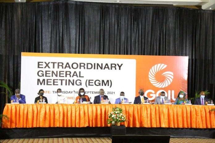 GOIL shareholders approve 4 new members