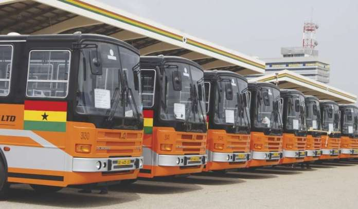 Metro Mass buses not grounded; 190 buses are on the road - MD