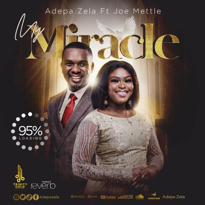 Rising MTN Hitmaker Star releases new single – 'My Miracle' with Joe Mettle