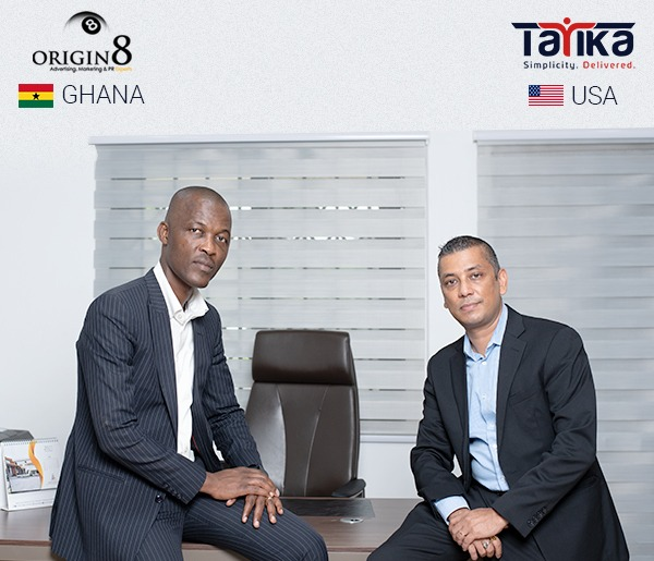 Tarika, Origin8 launch EBIMS-Airwatch
