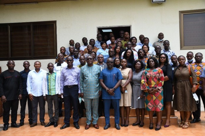 Ghana Tourism Authority trains Inspectorate Officers