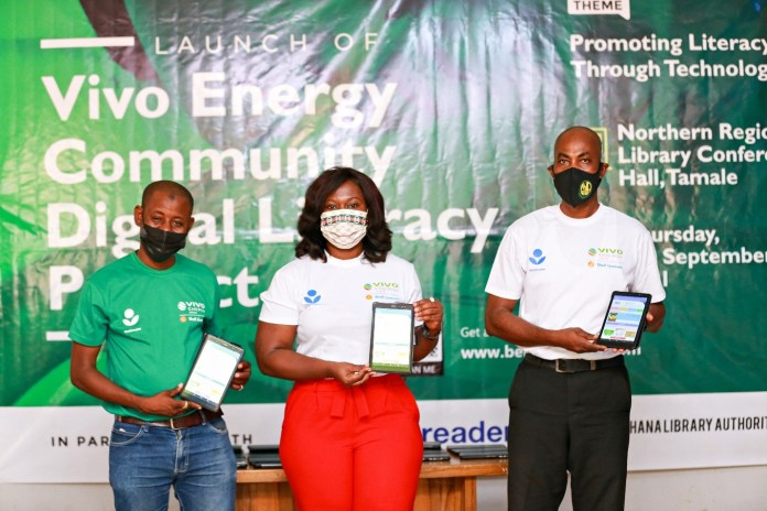 Vivo Energy launches community digital literacy project in Tamale