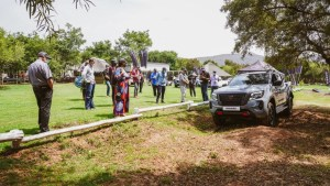 Nissan celebrates #BuiltOfMore Navara's launch into Africa