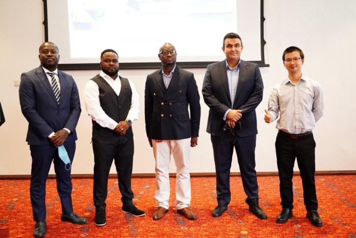 Jubaili Bros, Huawei engage clients at solar EPC forum