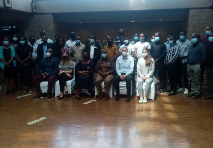 20 wood processing firms participate in Ghana-Germany Exchange Programme