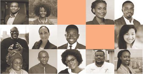 Legatum Foundry Fellows: 13 African entrepreneurs selected