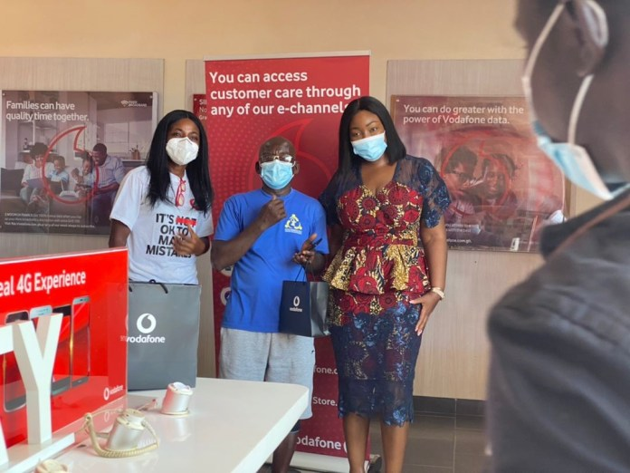 Vodafone trains 150 SMEs on customer service delivery