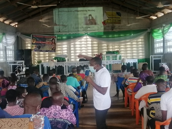 Opportunity International holds forum for cocoa farmers