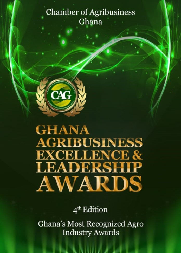 Nominations for Ghana Agribusiness Excellence and Leadership Awards 2021 opens