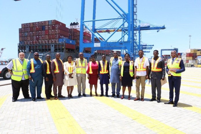 Ports well positioned to be gateway to trade in sub region – Board Chair
