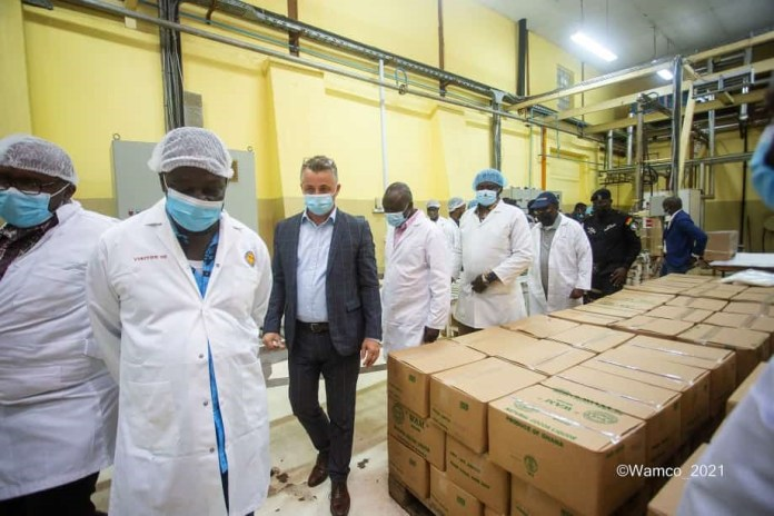WAMCO bounces back with US$50m export of cocoa products