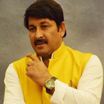 Bhojpuri Actor Manoj Tiwari  IMAGES, GIF, ANIMATED GIF, WALLPAPER, STICKER FOR WHATSAPP & FACEBOOK