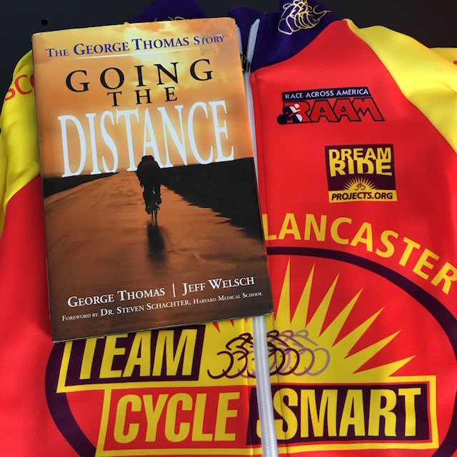 Book Review: Going The Distance by George Thomas