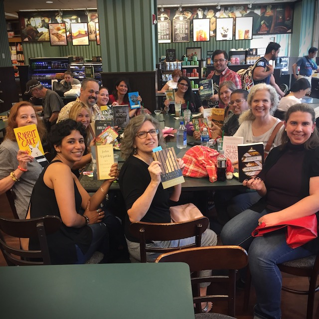 Philly Litsy Meetup in July 2017