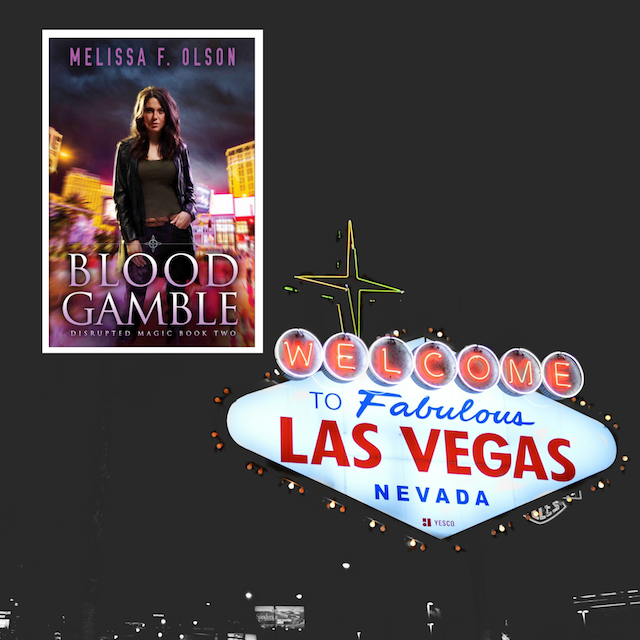 Book Review: Blood Gamble by Melissa F. Olson