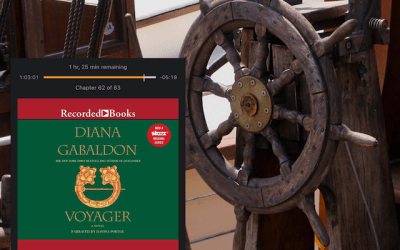 Book Review: Voyager by Diana Gabaldon