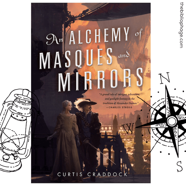 Book Review: An Alchemy of Masques and Mirrors by Curtis Craddock