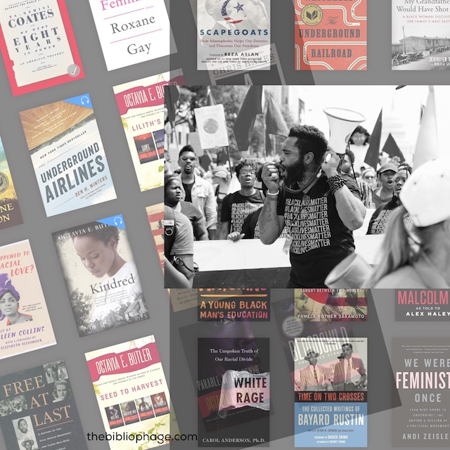 My Social and Racial Justice Reading List