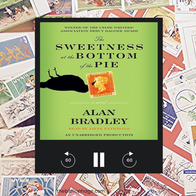 Book Review: The Sweetness at the Bottom of the Pie by Alan Bradley