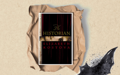 Book Review: The Historian by Elizabeth Kostova