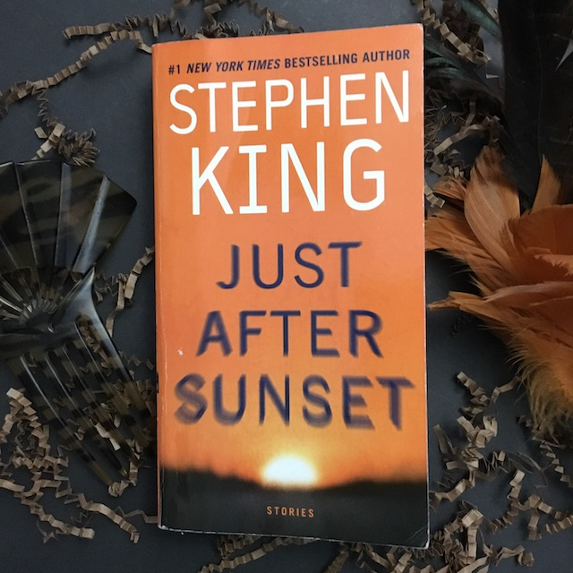 Book Review: Just After Sunset by Stephen King