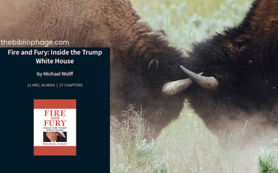 Book Review: Fire and Fury: Inside the Trump White House by Michael Wolff