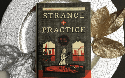 Book Review: Strange Practice (Book One, Dr. Greta Helsing) by Vivian Shaw
