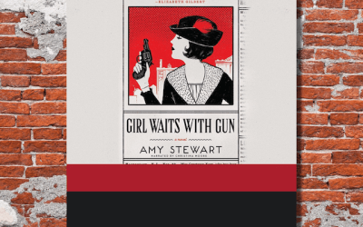 Book Review: Girl Waits With Gun by Amy Stewart (Kopp Sisters, Book 1)