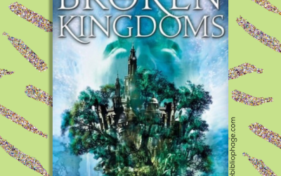 Book Review: The Broken Kingdoms by N.K. Jemisin (The Inheritance Trilogy, Book 2)