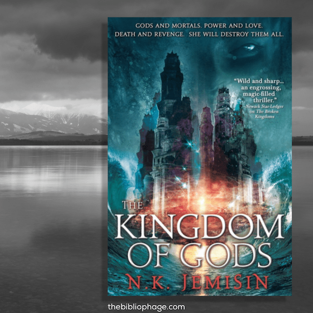 Book Review: The Kingdom of Gods by N.K. Jemisin (The Inheritance Trilogy, Book 3)