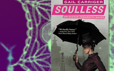 Book Review: Soulless by Gail Carriger (Parasol Protectorate, Book 1)