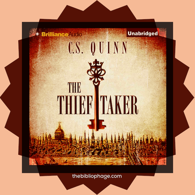 Book Review: The Thief Taker by C.S. Quinn