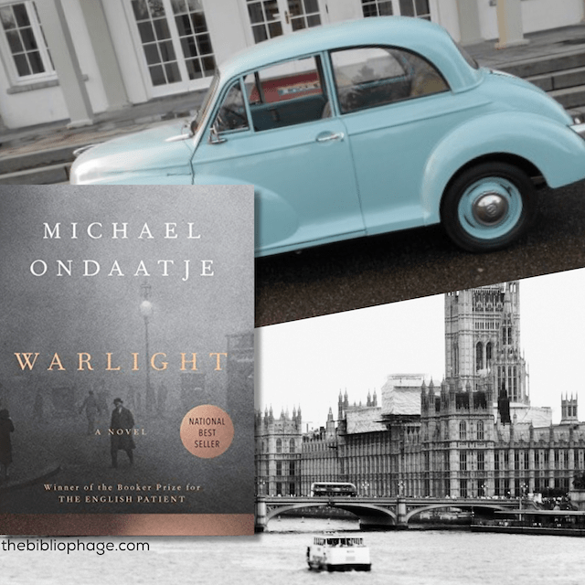 Book Review: Warlight by Michael Ondaatje
