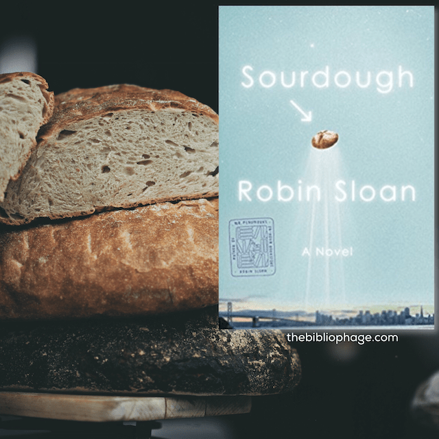 Book Review: Sourdough by Robin Sloan