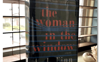 Book Review: The Woman in the Window by A.J. Finn