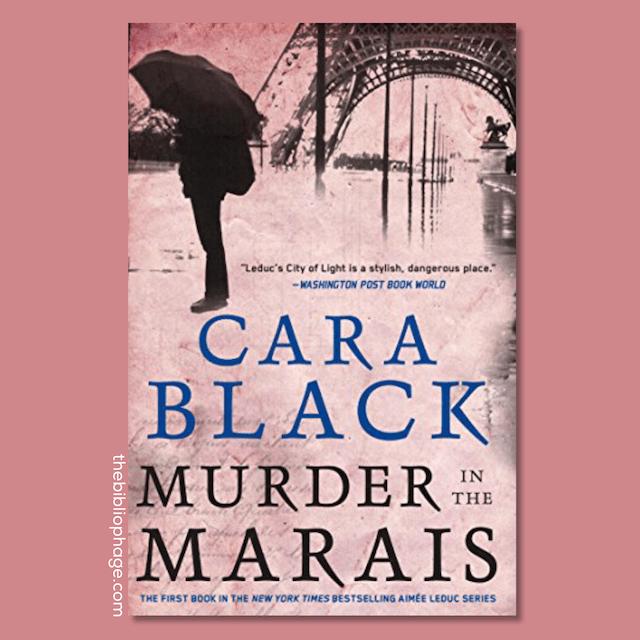 Book Review: Murder in the Marais by Cara Black (Aimee Leduc #1)