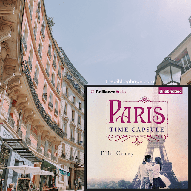 Book Review: Paris Time Capsule by Ella Carey