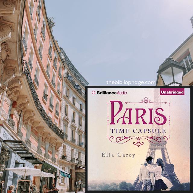 Book Review: Paris Time Capsule by Ella Carey