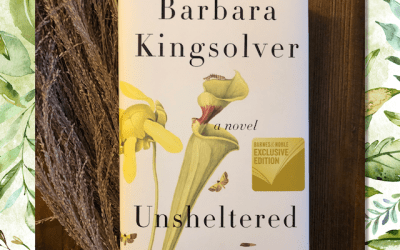 Book Review: Unsheltered by Barbara Kingsolver