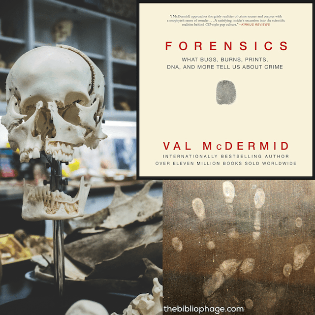 Book Review: Forensics by Val McDermid