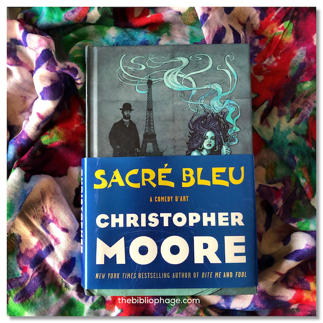 Book Review: Sacre Bleu by Christopher Moore