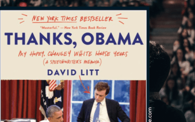 Book Review: Thanks, Obama by David Litt