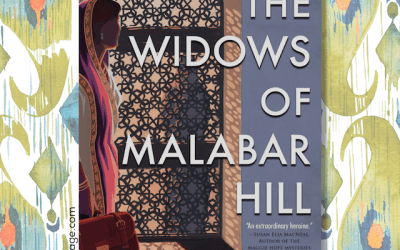 Book Review: The Widows Of Malabar Hill by Sujata Massey