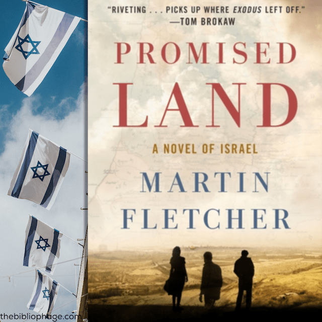Book Review: Promised Land by Martin Fletcher