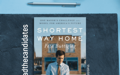 Book Review: Shortest Way Home by Pete Buttigieg
