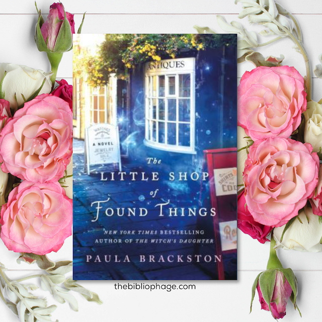 Book Review: The Little Shop of Found Things by Paula Brackston (Found Things #1)