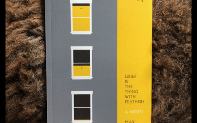 Book Review: Grief is a Thing with Feathers by Max Porter