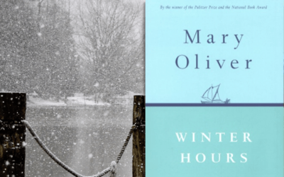 Book Review: Winter Hours by Mary Oliver